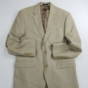 Ralph Lauren Ralph Silk Wool Sports Coat Suit